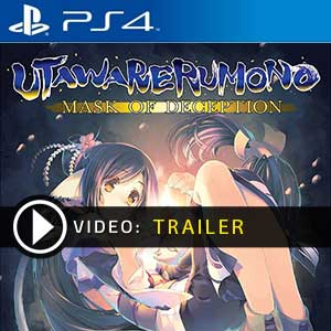 Acheter Utawarerumono Mask of Truth PS4 Code Comparateur Prix