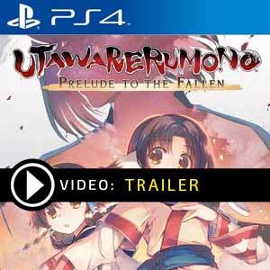 Acheter Utawarerumono Prelude To The Fallen PS4 Comparateur Prix