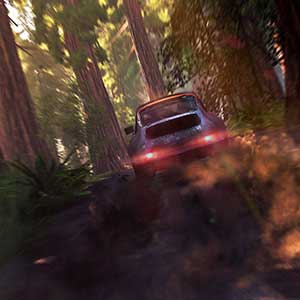 V-Rally Course