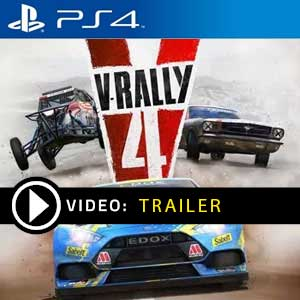 Acheter V-Rally 4 PS4 Comparateur Prix