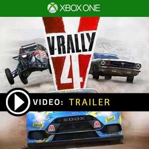 Acheter V-Rally 4 Xbox One Comparateur Prix