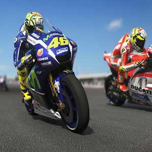 Valentino Rossi The Game Grand Prix Moto