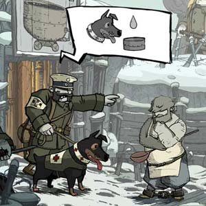 Valiant Hearts The Great War PS4 Gameplay