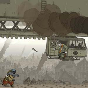 Valiant Hearts The Great War PS4 Scénario