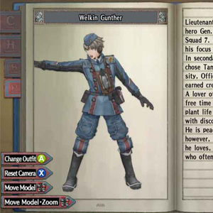 Valkyria Chronicles Gameplay