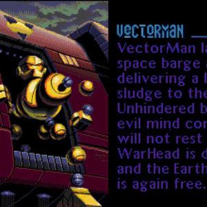 Vectorman histoire