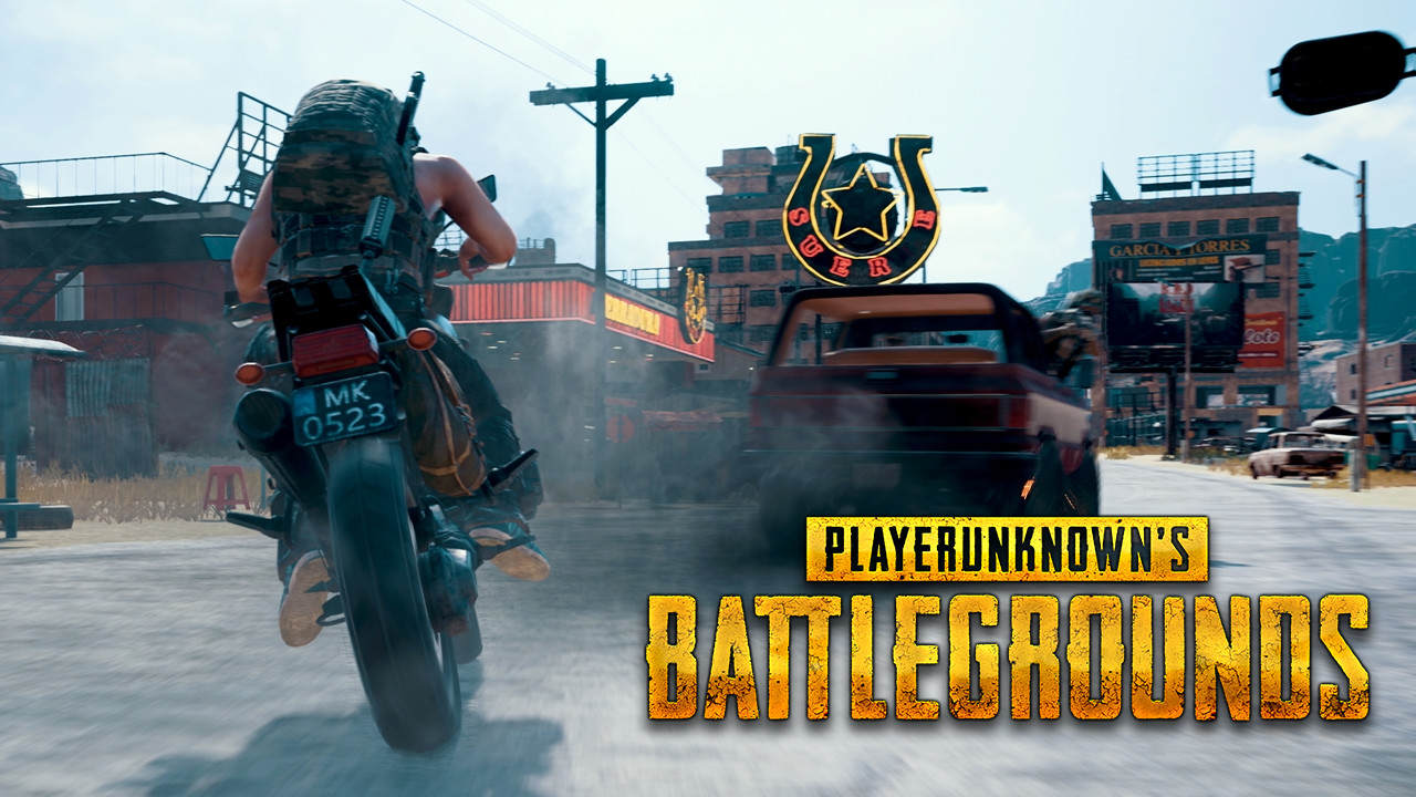 PlayerUnknown's Battlegrounds ventes en baisse