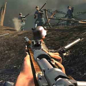 Verdun: Combat rapproché