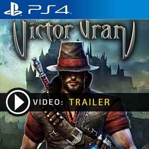 Acheter Victor Vran PS4 Code Comparateur Prix