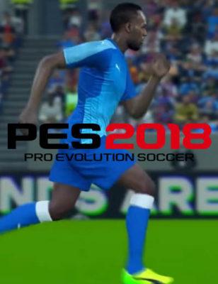 Une nouvelle vidéo de Pro Evolution Soccer 2018 présente Usain Bolt