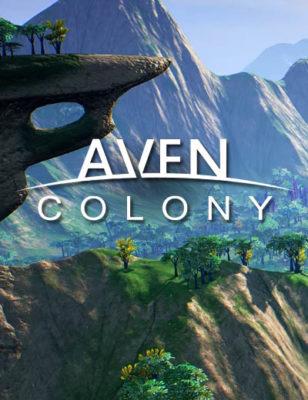 Regardez 20 minutes du nouveau gameplay d'Aven Colony
