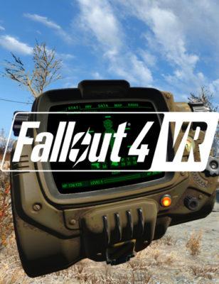 Selon Bethesda, Fallout 4 VR est une expérience extraordinaire