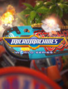 gameplay de Micro Machines World Series
