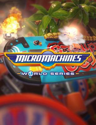 La vidéo du gameplay de Micro Machines World Series apporte le frisson de la course !