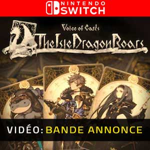 Voice of Cards The Isle Dragon Roars Nintendo Switch Bande-annonce Vidéo