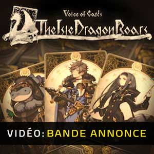 Voice of Cards The Isle Dragon Roars Bande-annonce Vidéo