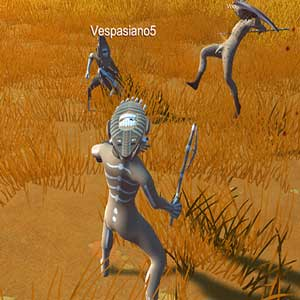 Système de combat Voodoo The Izimu Awakening