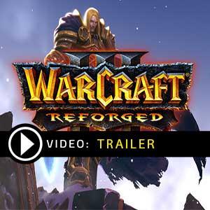 Acheter Warcraft 3 Reforged Clé Cd Comparateur Prix