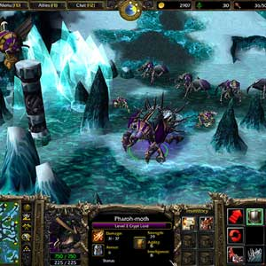 Warcraft 3 Reign of Chaos Pharoh-moth