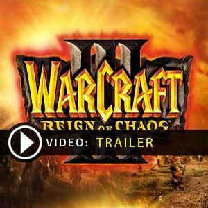 Acheter Warcraft 3 Reign of Chaos Clé Cd Comparateur Prix