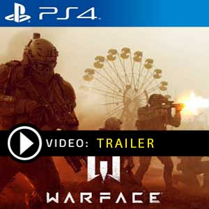 Warface PS4 en boîte ou à télécharger