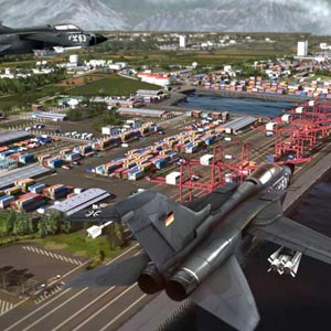 Wargame AirLand Battle Gameplay