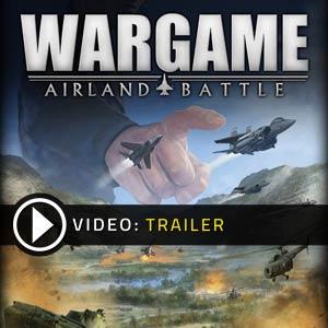 Acheter Wargame AirLand Battle clé CD Comparateur Prix