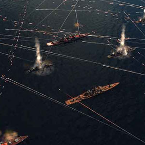 Wargame Red Dragon Navires de guerre