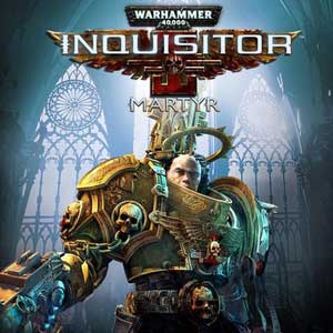 Acheter Warhammer 40000 Inquisitor Martyr Clé Cd Comparateur Prix