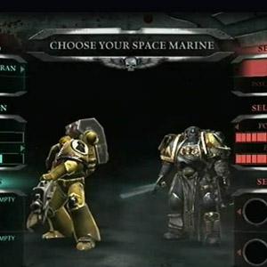 Warhammer 40000 Kill Team Space Marine