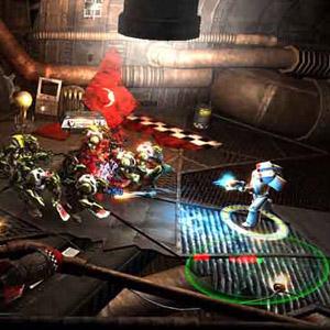 Warhammer 40000 Kill Team Bataille Ork Kroozer
