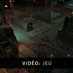 Warhammer 40K Battlesector Vidéo De Gameplay