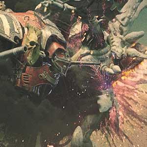 Warhammer 40K Dawn of War 3 design Art