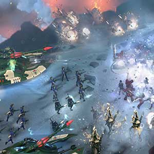 Warhammer 40K Dawn of War 3 Gameplay
