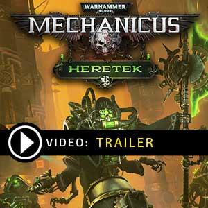 Buy Warhammer 40K Mechanicus Heretek CD Key Compare Prices