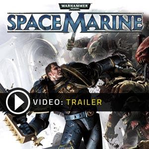 Acheter Warhammer 40 000 Space Marine Clé CD Comparateur Prix