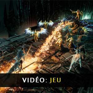 Warhammer Age of Sigmar Storm Ground vidéo de gameplay