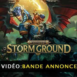 Warhammer Age of Sigmar Storm Ground vidéo de la bande-annonce