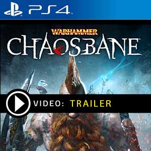 Warhammer Chaosbane PS4 en boîte ou à télécharger