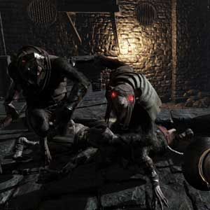 Warhammer End Times Vermintide Skavens