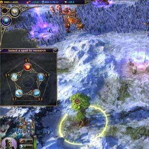 Warlock Master of the Arcane Gameplay