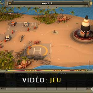 Warpips Vidéo de gameplay