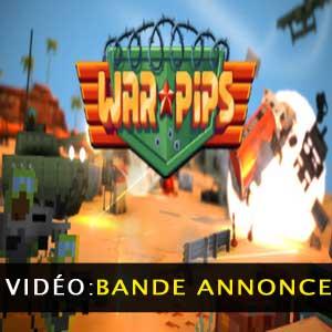 Warpips Bande-annonce vidéo