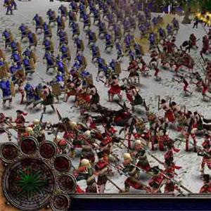 Warrior Kings Bataille