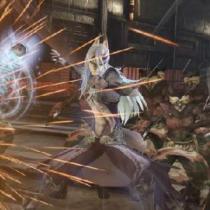 Musou Rush Système de bataille