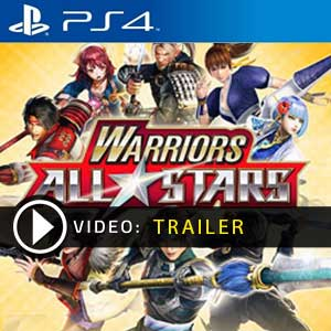 Acheter Warriors All-Stars PS4 Code Comparateur Prix