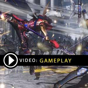 Warriors Orochi 4 PS4 Gameplay Video