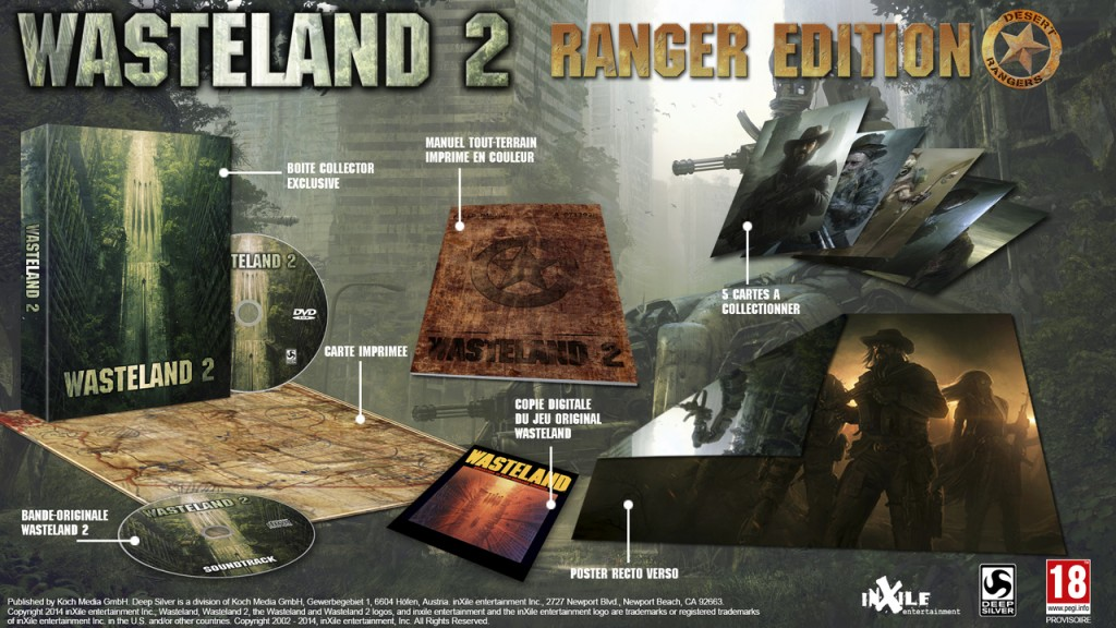 Wasteland 2 Collector