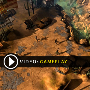 Wasteland 2 Gameplay Video