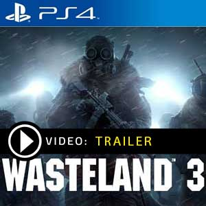 Wasteland 3 PS4 Prices Digital or Box Edition